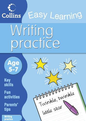 9780007467266: Writing (Collins Easy Learning Age 5-7)