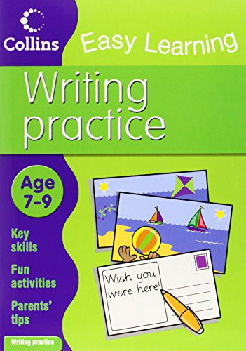 9780007467273: Easy Learning: Writing Age 7-9 (Collins Easy Learning Age 7-11)