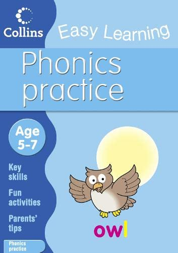 9780007467280: Phonics (Collins Easy Learning Age 5-7)