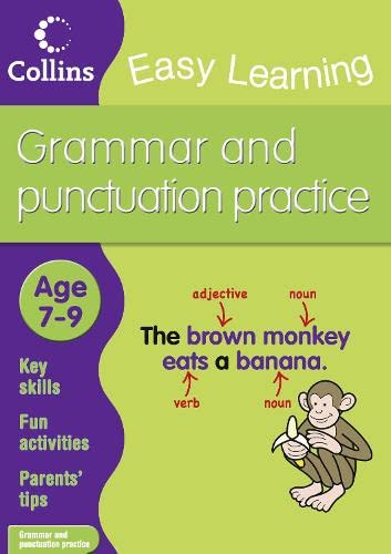 9780007467358: Easy Learning: Grammar and Punctuation Age 7-9 (Collins Easy Learning Age 7-11)