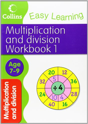9780007467402: Multiplication and Division Workbook 1: Age 7-9 (Collins Easy Learning Age 7-11)
