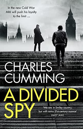 9780007467525: A Divided Spy