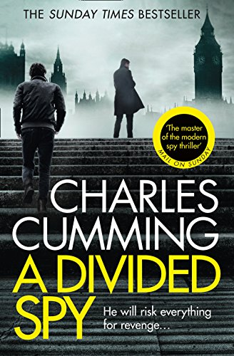 9780007467549: A Divided Spy: A Gripping Espionage Thriller from the Master of the Modern Spy Novel (Thomas Kell Spy Thriller)