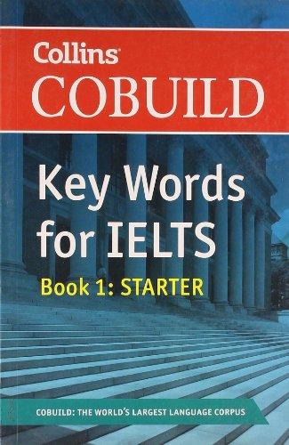 9780007467570: Collins Cobuild Key Words for IELTS Book - 1 Starter