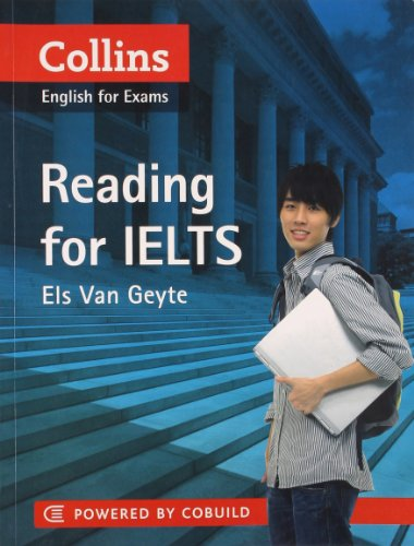 9780007467600: Reading for Ielts Harperco Pb