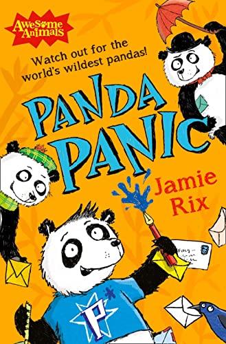 9780007467686: Panda Panic (Awesome Animals)