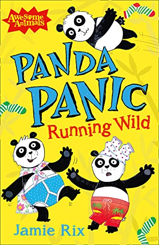9780007467709: Panda Panic - Running Wild (Awesome Animals)
