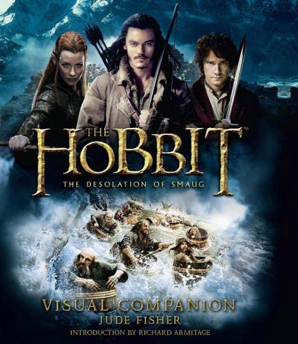 9780007467969: Visual Companion (The Hobbit: The Desolation of Smaug)