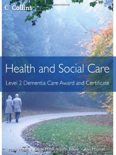 9780007468713: Health and Social Care Awards - Health and Social Care: Level 2 Dementia Care Award and Certificate