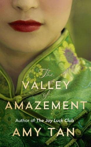 The Valley of Amazement (0007468873) by Amy Tan