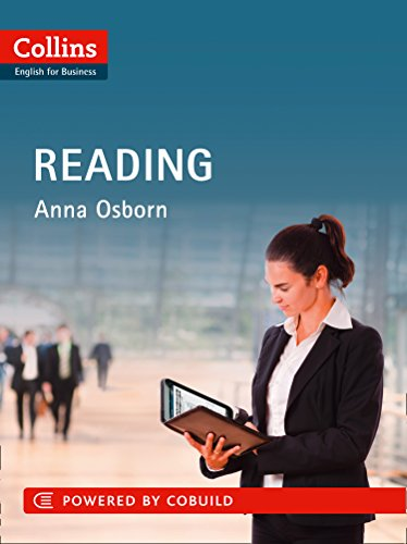 9780007469437: Collins English for Business: Reading