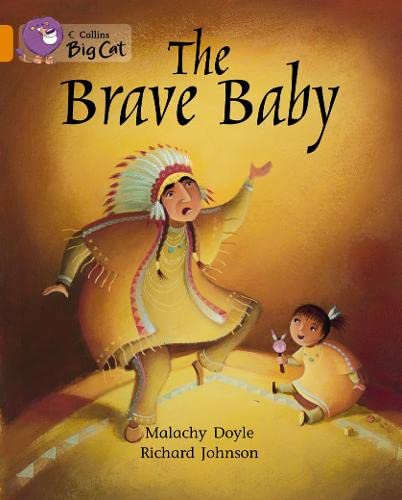 9780007469864: The Brave Baby Workbook (Collins Big Cat)