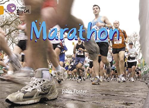 9780007470044: Marathon Workbook (Collins Big Cat)