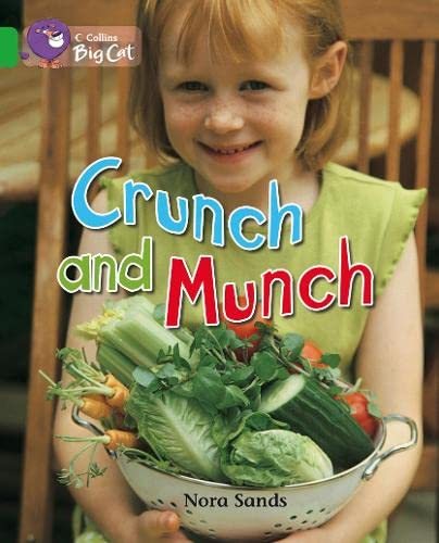 9780007470211: Crunch and Munch (Collins Big Cat)