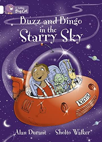 9780007470259: Buzz & Bingo in the Starry Sky Workbook (Collins Big Cat)