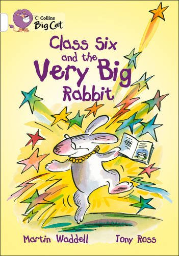 9780007470303: Class Six and the Very Big Rabbit Workbook (Collins Big Cat)