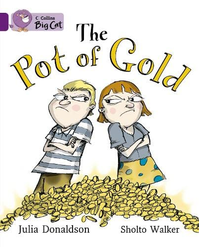 9780007470655: Collins Big Cat - The Pot of Gold: Band 08/Purple