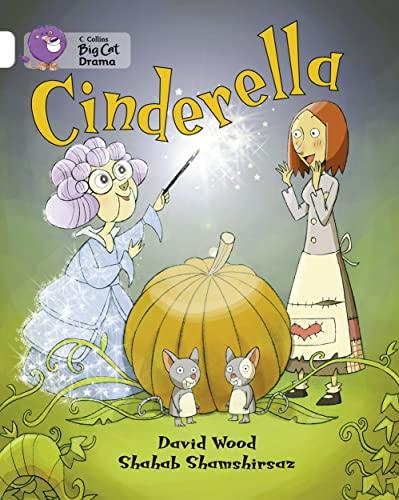 9780007470716: Cinderella Workbook (Collins Big Cat)