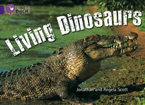 9780007470778: Living Dinosaurs (Collins Big Cat)