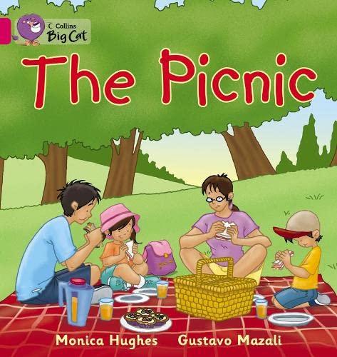 9780007470822: The Picnic Workbook (Collins Big Cat)