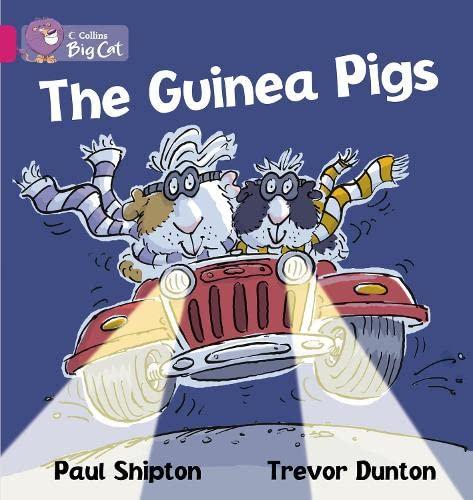 9780007470839: Collins Big Cat - The Guinea Pigs Workbook