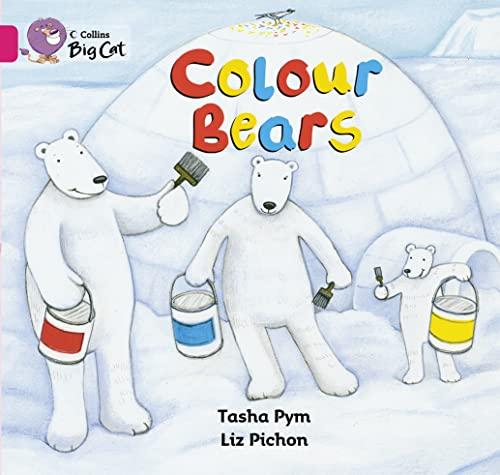 9780007470938: Colour Bears (Collins Big Cat)