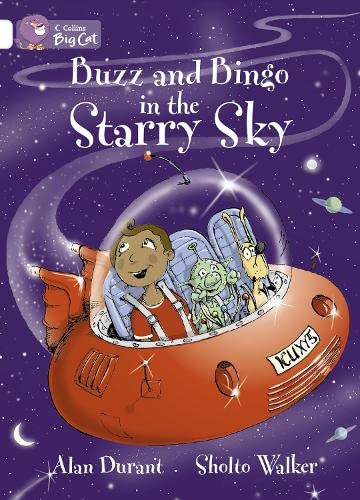9780007470983: Collins Big Cat - Buzz and Bingo in the Starry Sky: Band 10/White