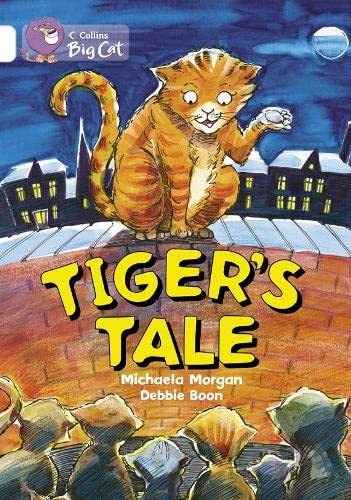 9780007471010: Collins Big Cat - Tiger's Tales: Band 10/White