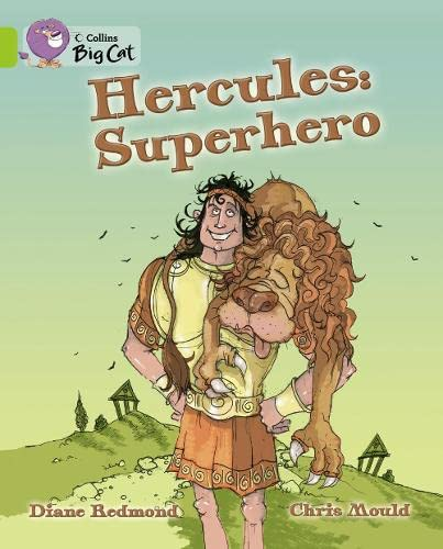 9780007471058: Collins Big Cat - Hercules: Superhero: Band 11/Lime