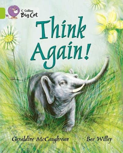 9780007471096: Think Again (Collins Big Cat)