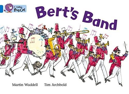 9780007471126: Collins Big Cat - Bert's Band Workbook