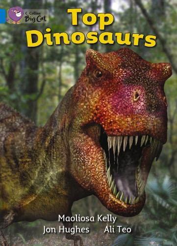 9780007471188: Collins Big Cat - Top Dinosaurs Workbook