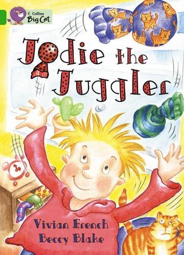 9780007471249: Collins Big Cat - Jodie the Juggler Workbook