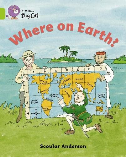 9780007471263: Where on Earth? (Collins Big Cat)