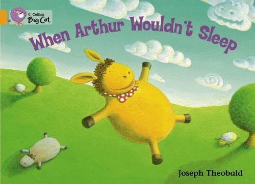 9780007471348: When Arthur Wouldn't Sleep Workbook (Collins Big Cat)