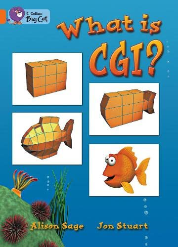 9780007471379: What is CGI? Workbook (Collins Big Cat)