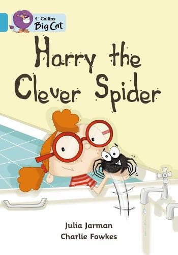 9780007471386: Harry the Clever Spider Workbook (Collins Big Cat)
