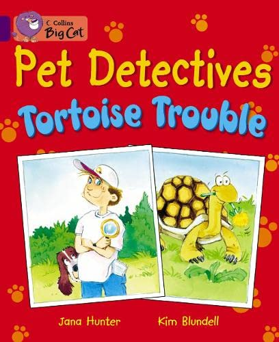 9780007471461: Pet Detectives: Tortoise Trouble Workbook (Collins Big Cat)