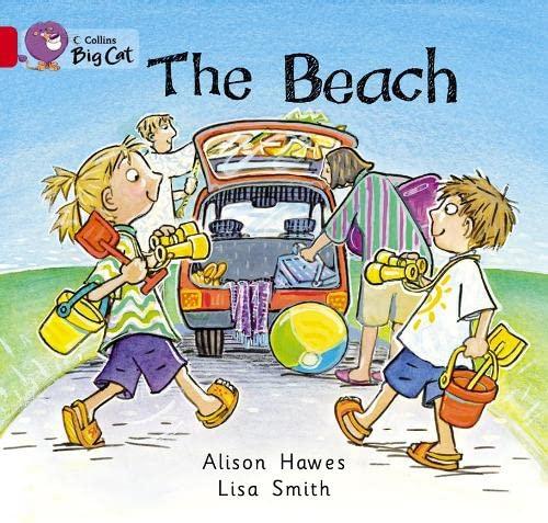 9780007471539: The Beach Workbook (Collins Big Cat)