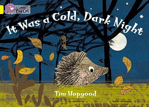 9780007471690: It Was A Cold Dark Night Workbook (Collins Big Cat)