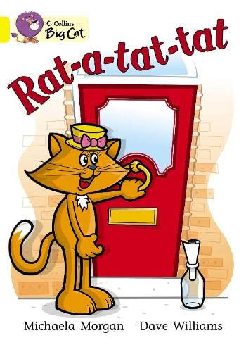 9780007471737: Rat-a-tat-tat Workbook (Collins Big Cat)
