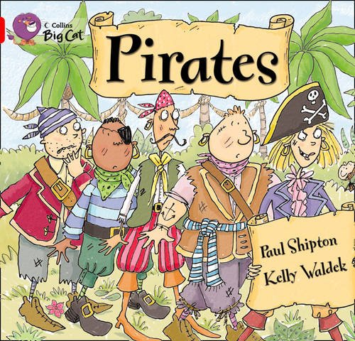 9780007471843: Pirates (Collins Big Cat)