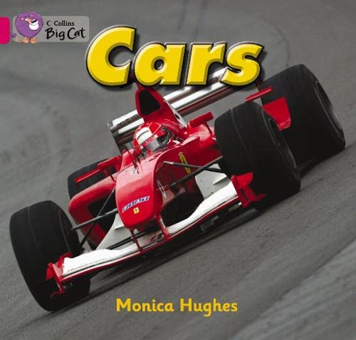 9780007472055: Cars Workbook (Collins Big Cat)