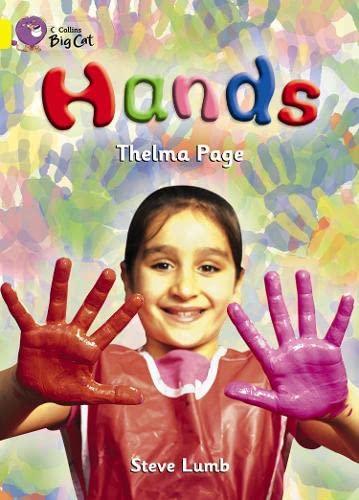 9780007472178: Hands (Collins Big Cat)