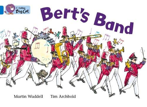 9780007472239: Collins Big Cat - Bert's Band: Band 04/Blue