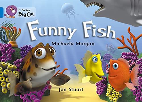 9780007472253: Collins Big Cat - Funny Fish: Band 04/Blue