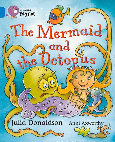 9780007472260: The Mermaid and the Octopus (Collins Big Cat)