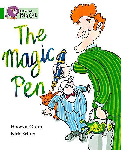 9780007472369: Collins Big Cat ? The Magic Pen: Band 05/Green