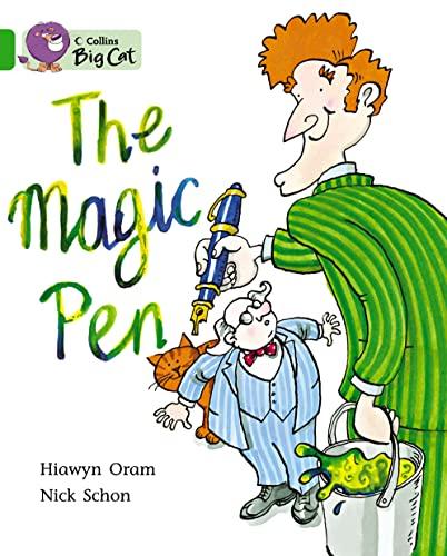 9780007472369: The Magic Pen (Collins Big Cat)