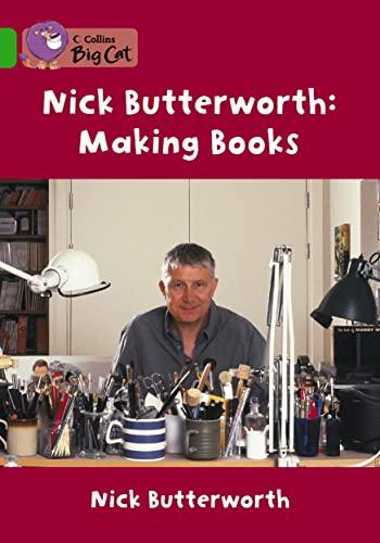9780007472376: Making Books (Collins Big Cat)